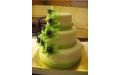 ESK2084 -  erre az esküvői torta kódra hivatkozzon!