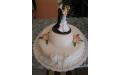 ESK2062 -  erre az esküvői torta kódra hivatkozzon!