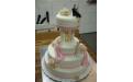ESK2048 -  erre az esküvői torta kódra hivatkozzon!