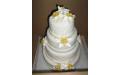 ESK2035 -  erre az esküvői torta kódra hivatkozzon!