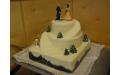 ESK2017 -  erre az esküvői torta kódra hivatkozzon!