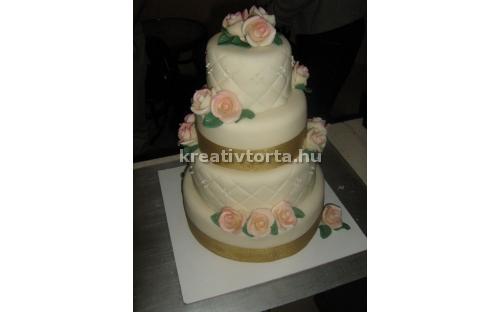 ESK2020 -  erre az esküvői torta kódra hivatkozzon!
