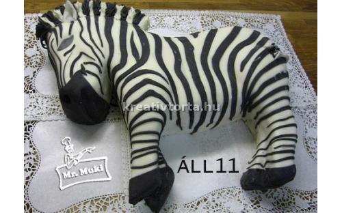 ÁLL2043 -  erre az állatos torta kódra hivatkozzon!