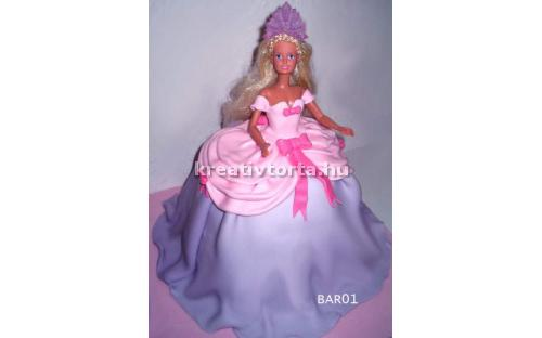 BAR2013 - erre a Barbie torta kódra hivatkozzon!