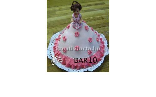 BAR2022 - erre a Barbie torta kódra hivatkozzon!
