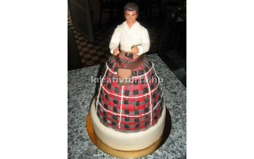 BAR2028 - erre a Barbie torta kódra hivatkozzon!