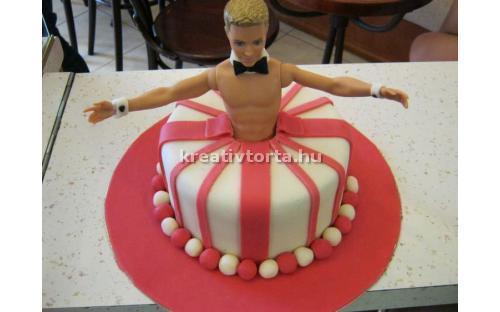 ERO2058 -  erre az erotikus torta kódra hivatkozzon!