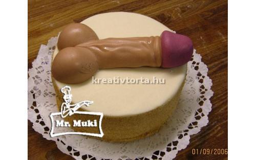 ERO2052 - erre az erotikus torta kódra hivatkozzon!