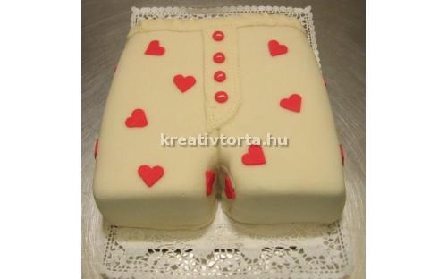 ERO2047 - erre az erotikus torta kódra hivatkozzon!